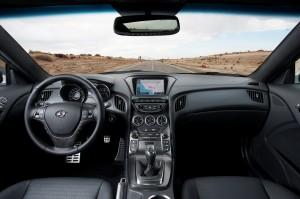 2013 Hyundai Genesis - Dashboard