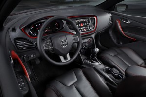 2013 Dodge Dart Rallye - Interior