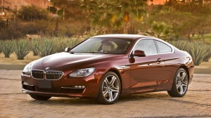 2013 BMW 650i - front view