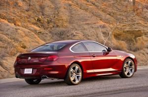 2013 BMW 650i - side view