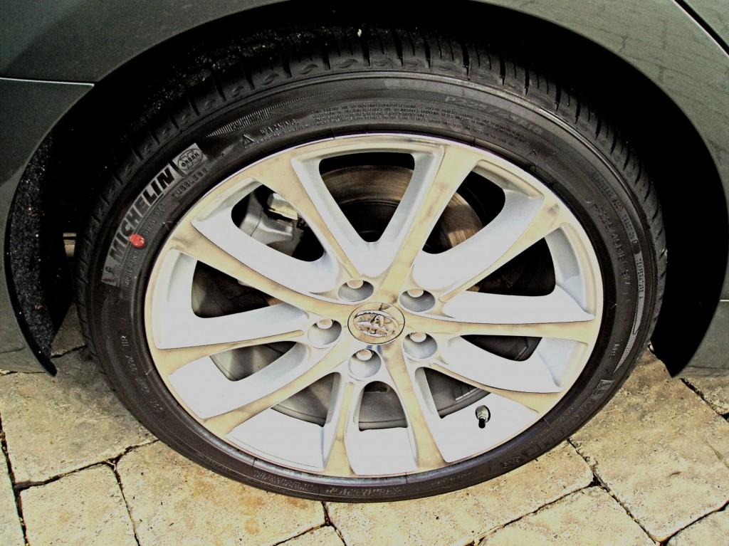 2013 Toyota Avalon - Wheels