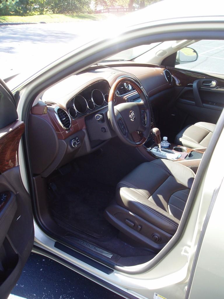 2013 Buick Enclave- Interior