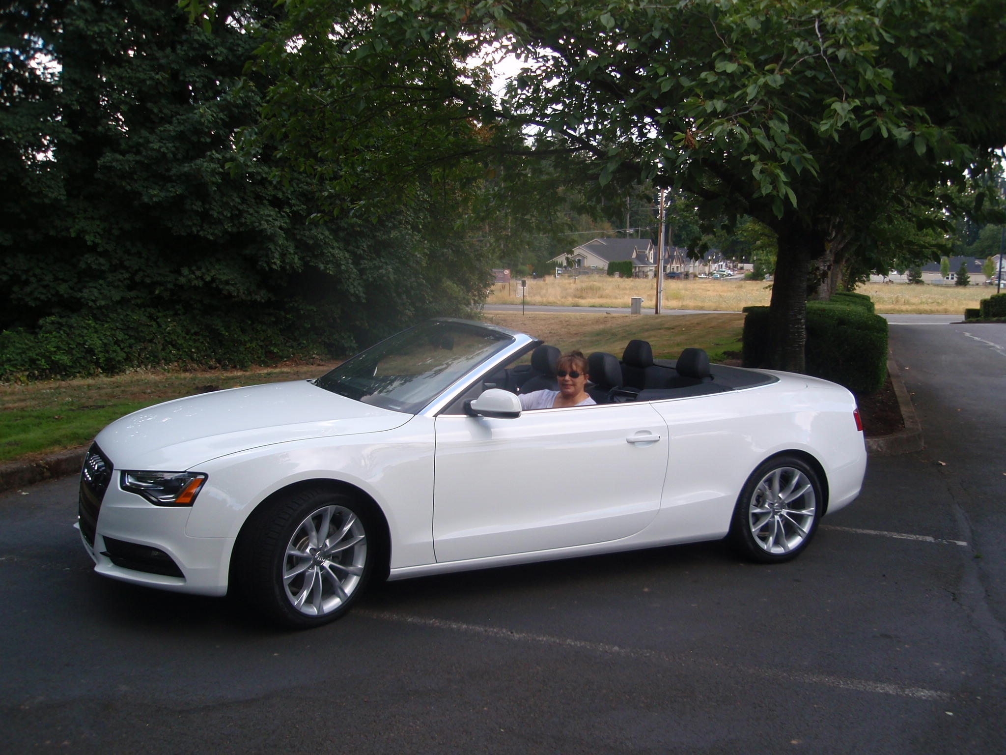 Test Drive 2013 Audi A5 Cabriolet Our Auto Expert