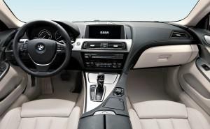 2013 BMW 650i - interior