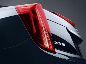 2013 Cadillac XTS - Signal Lights