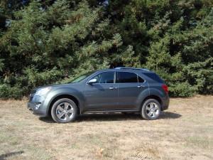 2013 Chevrolet Equinox - side view