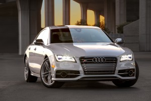 2013 Audi S Edition - S7 model front view
