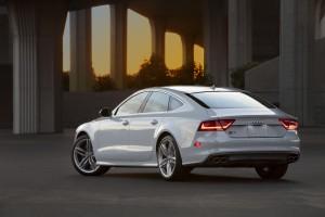2013 Audi S Edition - S7 model