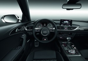 2013 Audi S Edition - S6 dashboard
