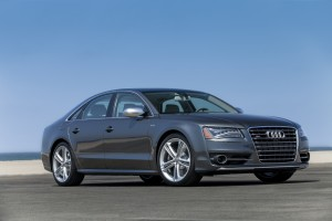 2013 Audi S Edition - S8 front view
