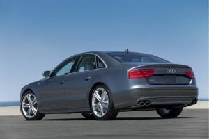 2013 Audi S Edition - S6 model - Rear