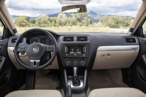2013 Volkswagen Jetta - Dashboard