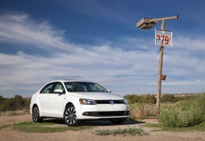 2013 Volkswagen Jetta Turbo Hybrid