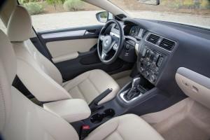 2013 Volkswagen Jetta - Interior