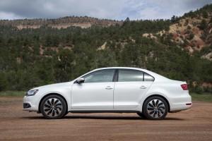 2013 Volkswagen Jetta  - Side