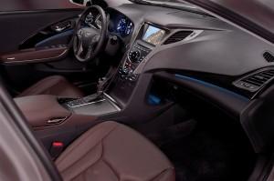 2013 Hyundai Azera - Interior