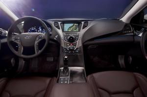 2013 Hyundai Azera - Dashboard