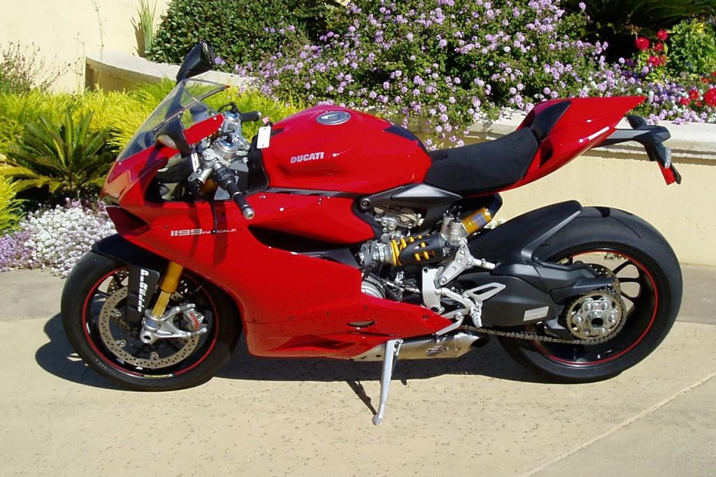 2012 Ducati 1199 S Panigale