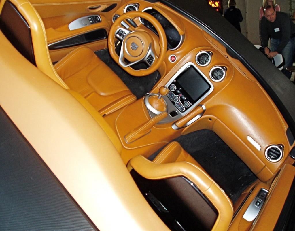 2013 Dodge Viper - Special Interior