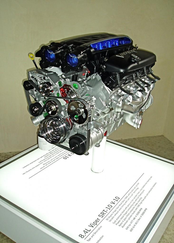 2013 Dodge Viper SRT V-10