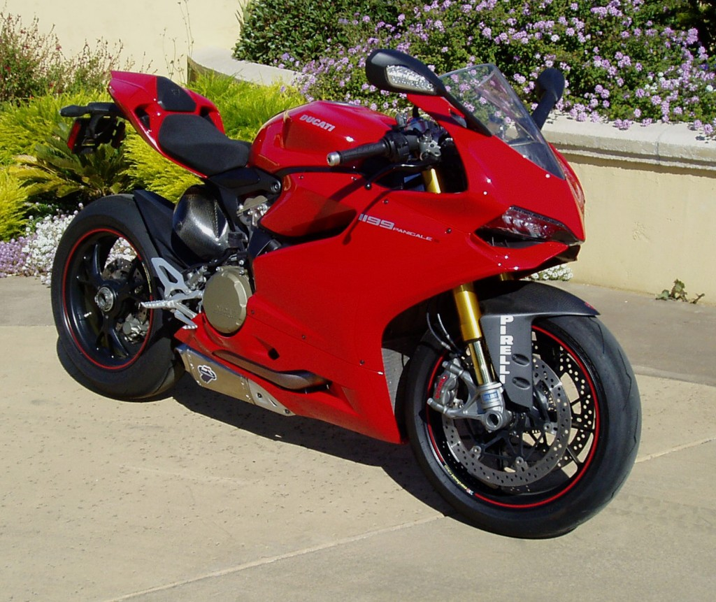 Test Ride: 2012 Ducati 1199 S Panigale