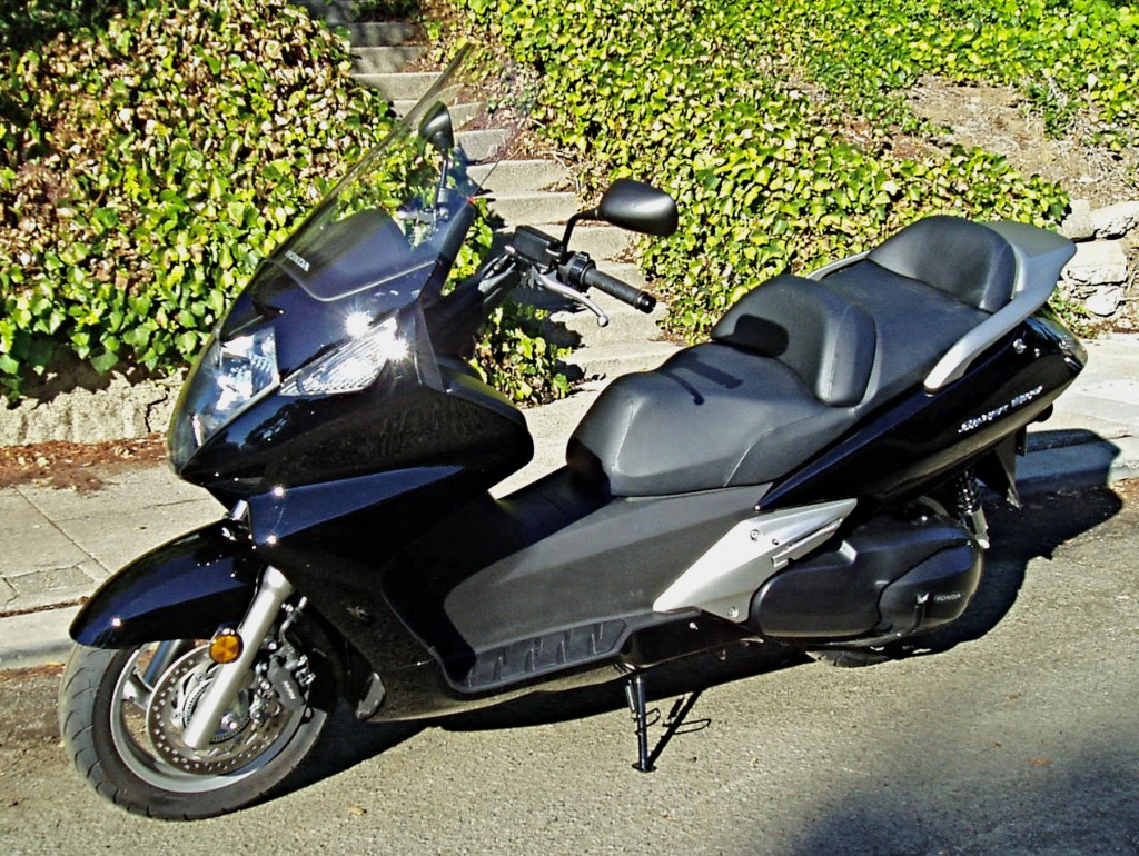 2012 Honda Silver Wing Scooter