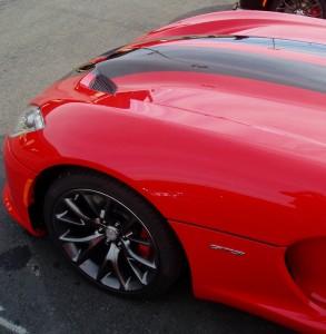 2013 Dodge Viper- GTS Wheel