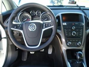 Buick Verano - Dashboard