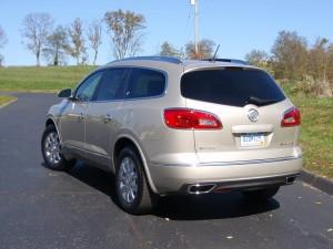 Buick Enclave - rear