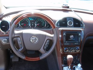 Buick Enclave - Dashboard