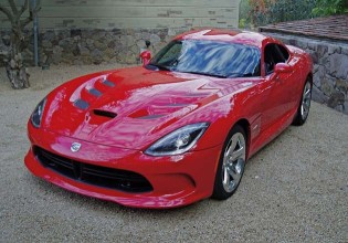 Viper front feature photo