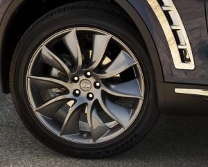 2013 Infiniti FX37  - Wheels