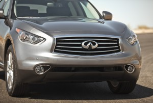 2013 Infiniti FX37  - Front View