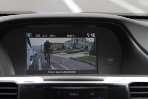 2013 Honda Accord Lanewatching system