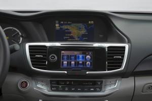 2013 Honda Accord Navigation