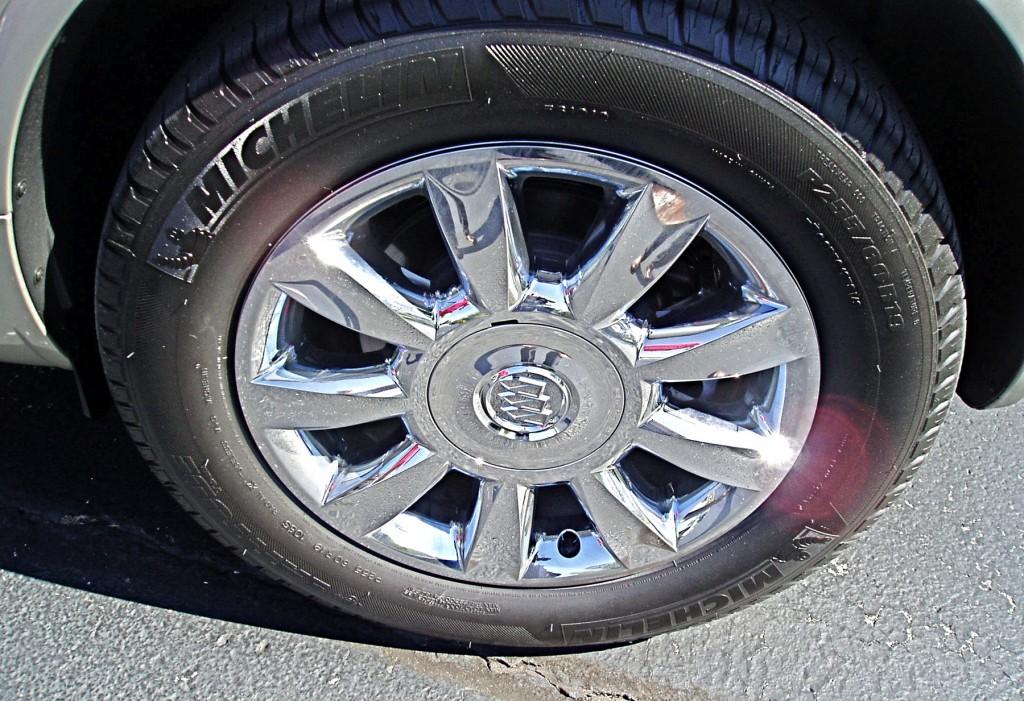 2013 Buick Enclave Wheels