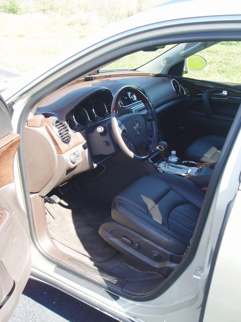2013 Buick Enclave (Interior)