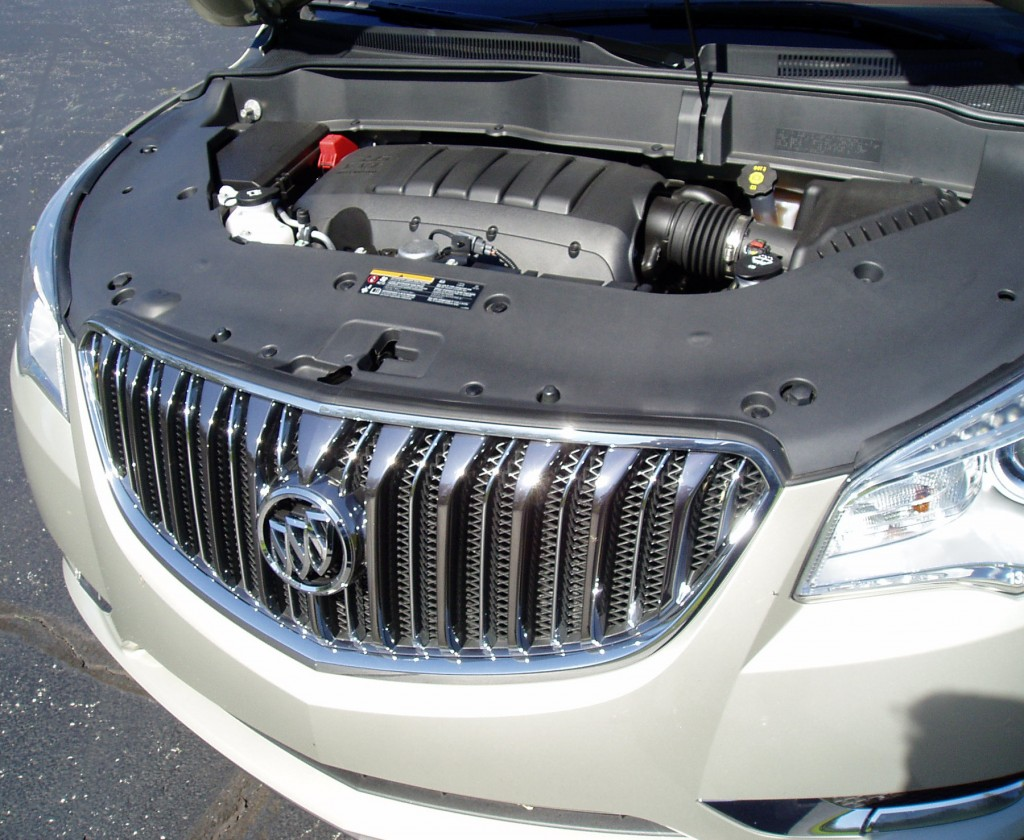 2013 Buick Enclave (Engine)