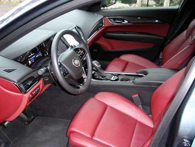 2013 Cadillac Ats Sport Sedan Our Auto Expert