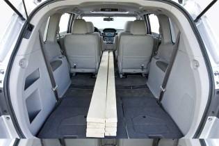 2013 Honda Odyssey - cargo
