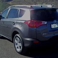 2013 Toyota RAV4 rearviewnbsp