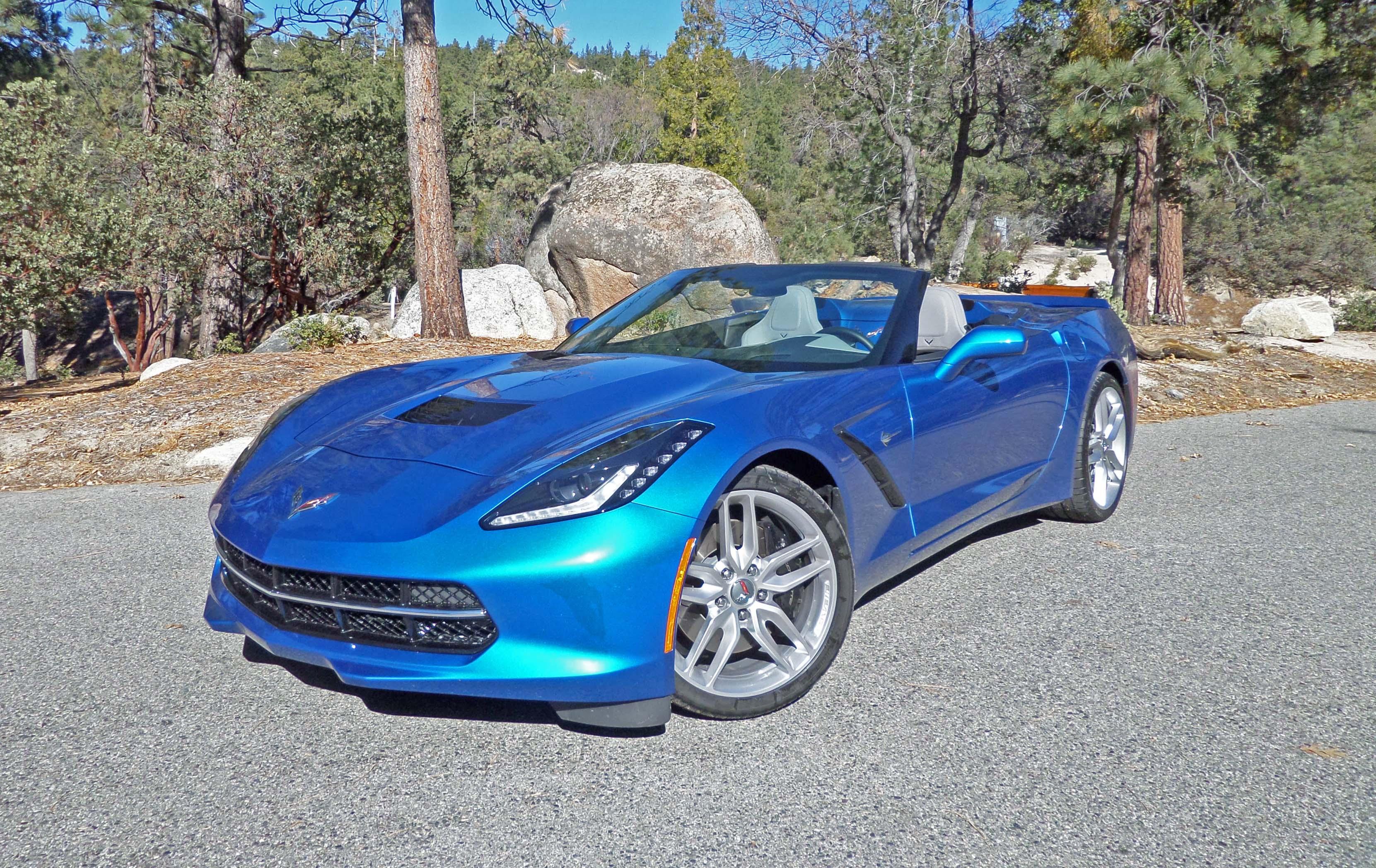 2014 Chevrolet Corvette Stingray Convertible Test Drivenbsp