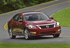 Test Drive: 2013 Nissan Altima 3.5 SL