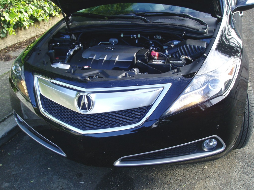 2013 Acura ZDX Engine