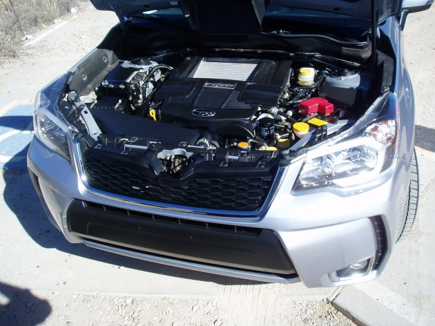 2014 Subaru Forester - Engine Compartment