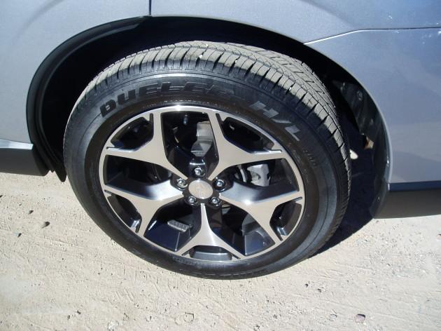 2014 Subaru Forester - Wheels