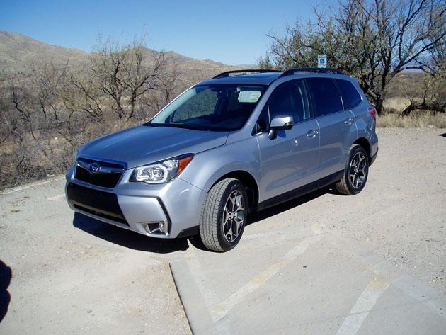 Subaru-Forester 2.0XT Touring
