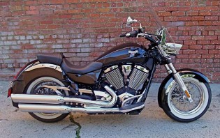 Test Ride: 2013 Victory Boardwalk