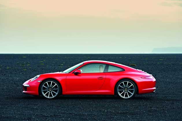 2013 Porsche 911 Carrera Test Drive