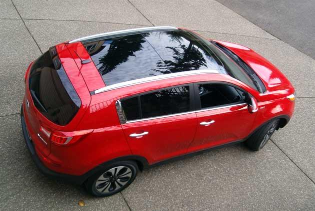 2013 Kia Sportage SXnbsp